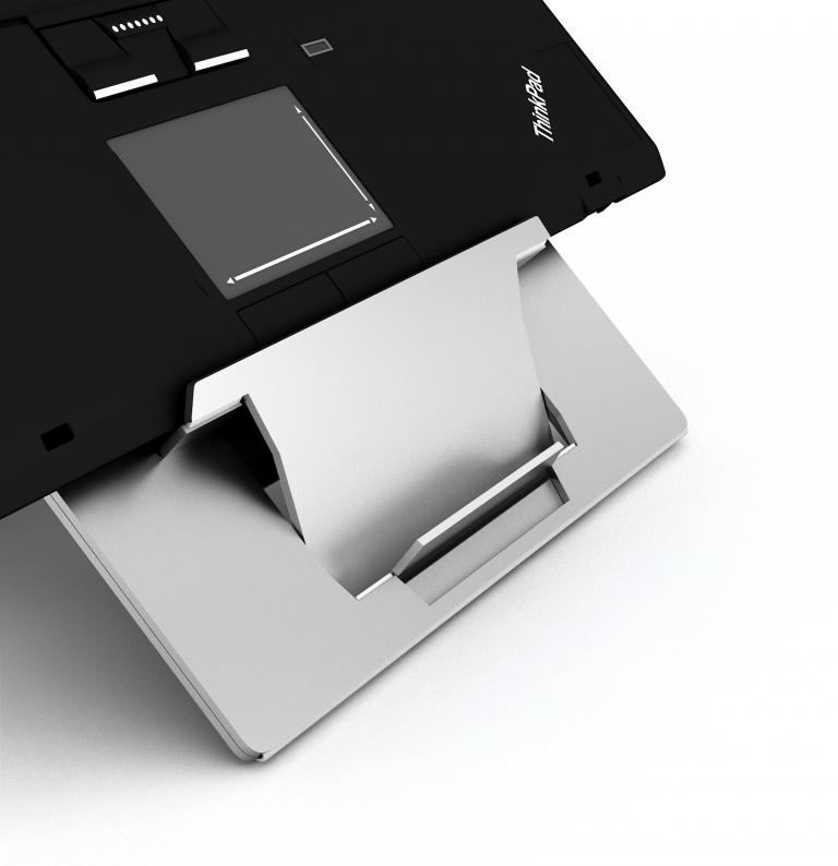 Standivarius Evo D laptop Stand Front