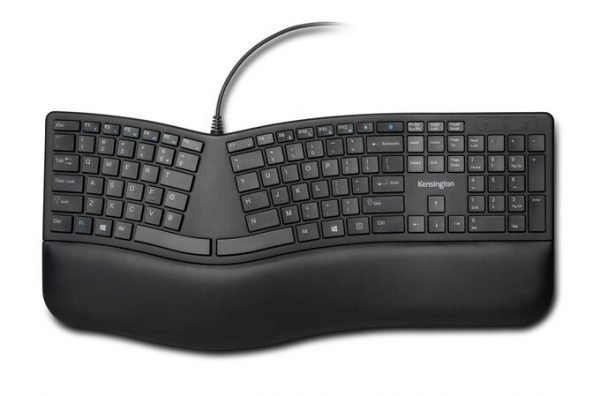 Kensington Pro Fit Ergo Keyboard 45