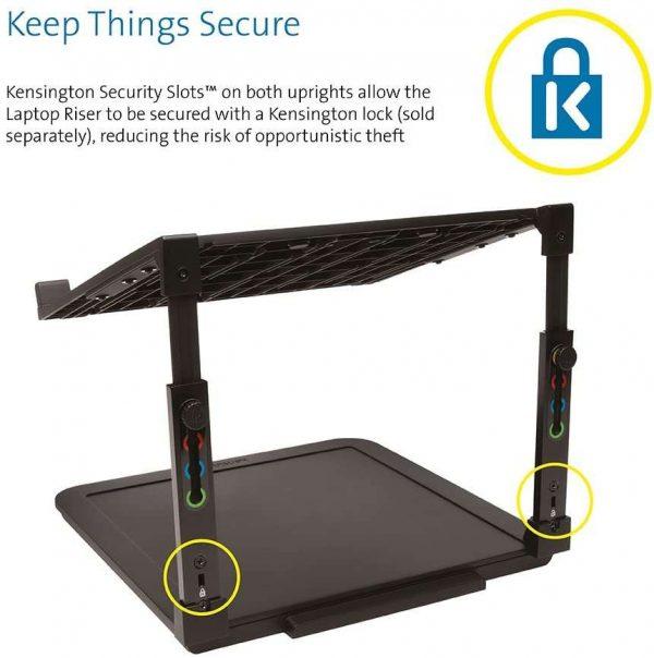 Kensington Laptop Stand lockable