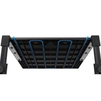 Kensington Laptop Stand cable management